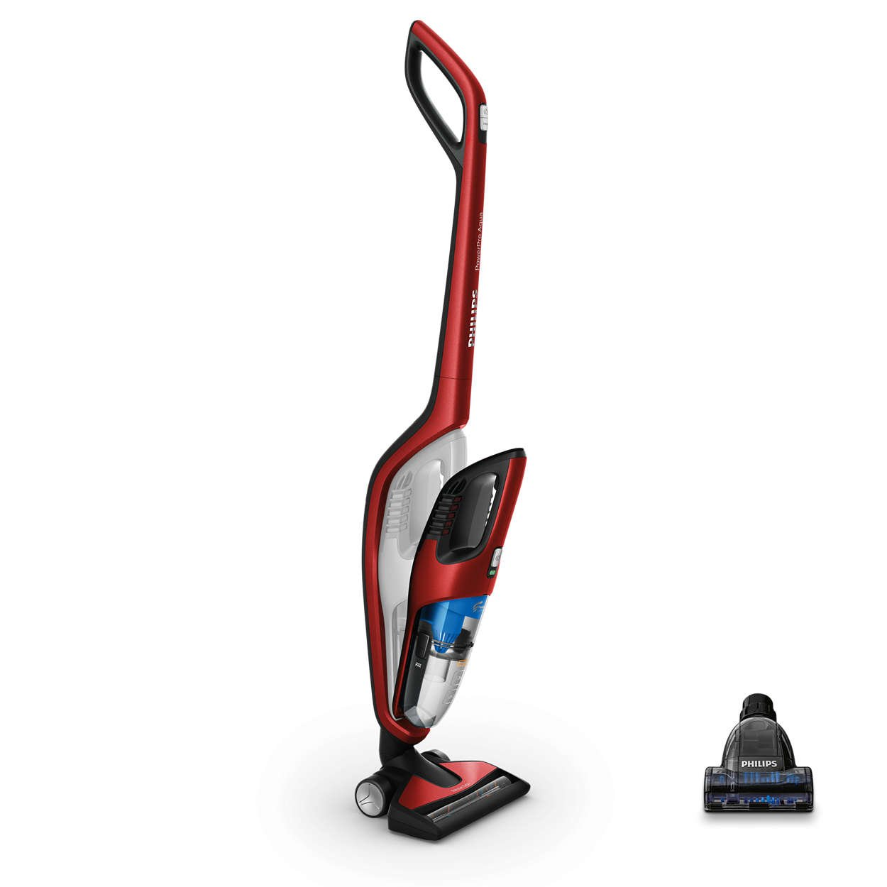 Aspirateur balai 2 en 1 avec PowerCyclone Philips FC6172/01 à 149,90 ...