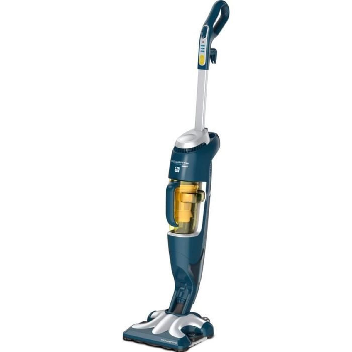 ROWENTA Balai vapeur RY7591WH CLEAN & STEAM ALL FLOORS ...